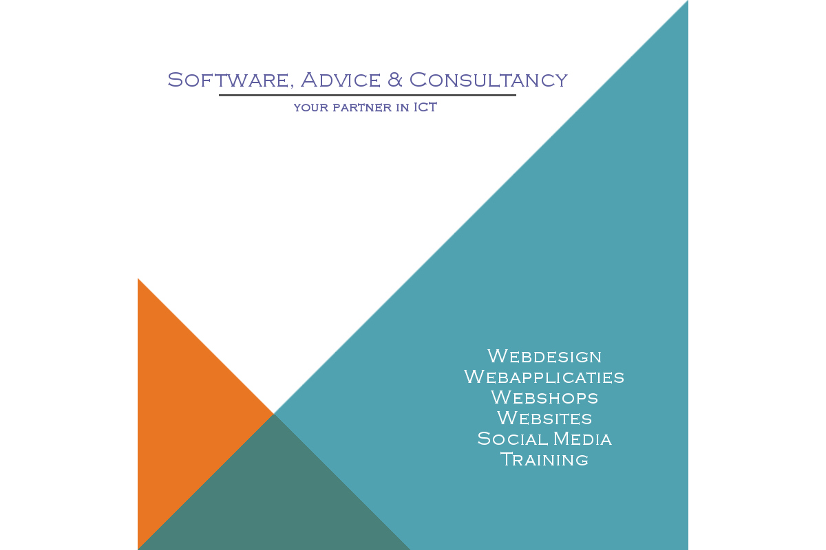 Software, Advice & Consultancy